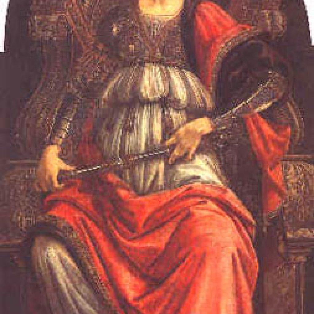 Allégorie de la force - Botticelli