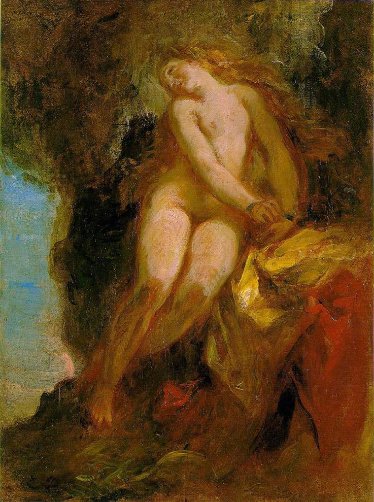 Andromède - Delacroix