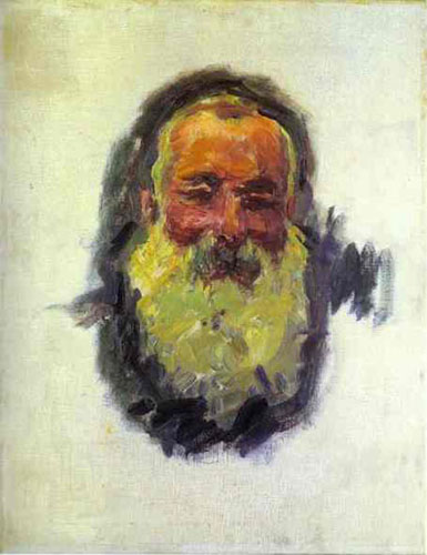 Autoportrait - Monet