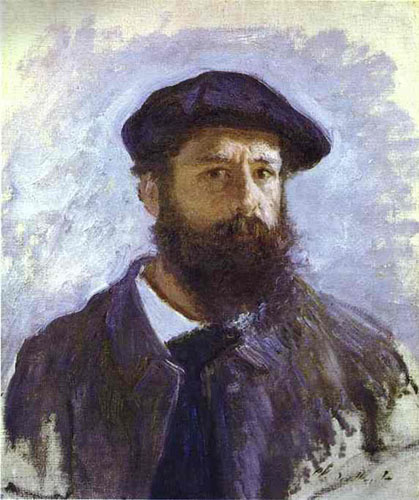 Autoportrait - Monet