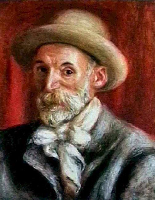 Autoportrait - Renoir