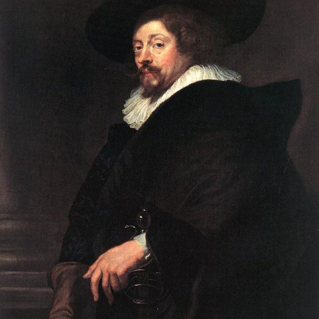 Autoportrait - Rubens