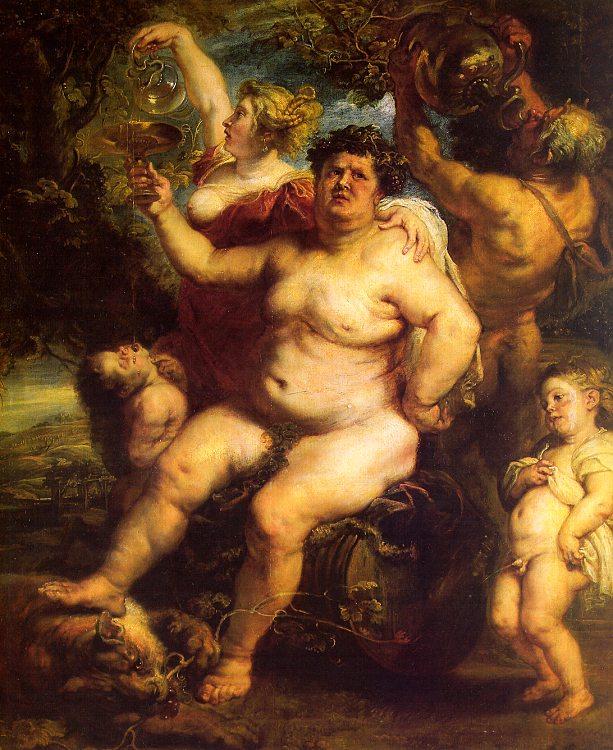 Bacchus - Rubens