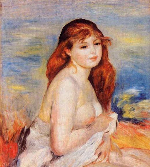 Baigneuse - Renoir