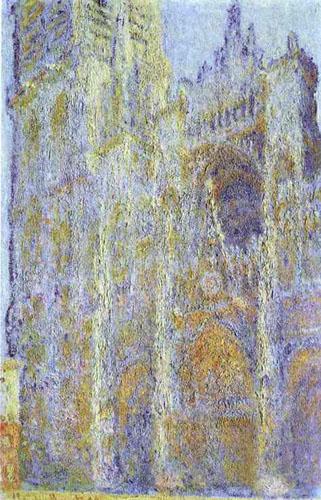 Cathédrale de Rouen - Monet