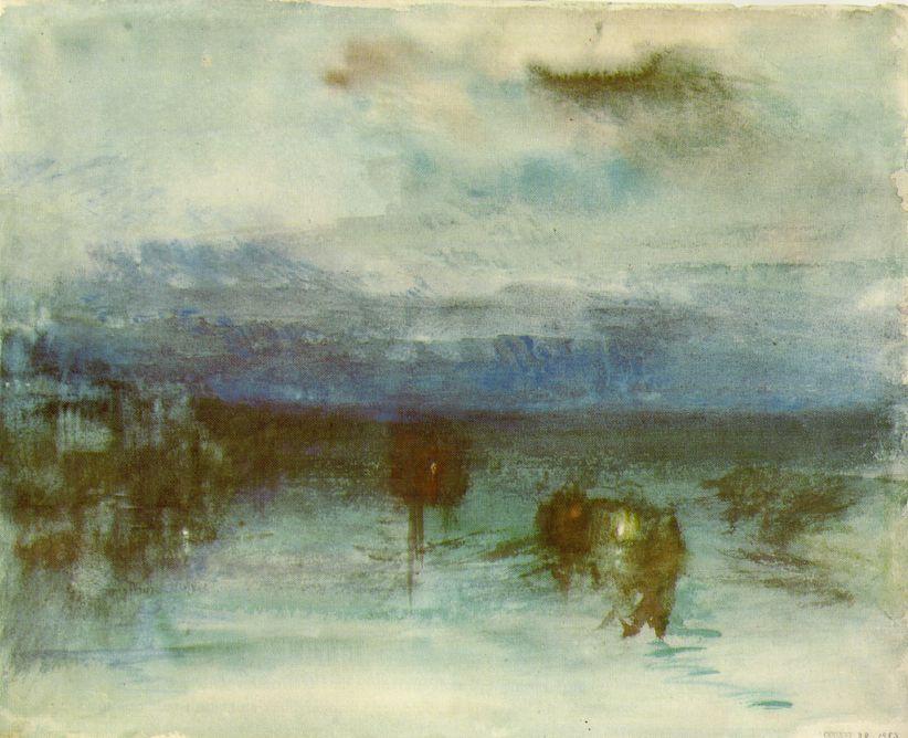 Clair de lune - Turner
