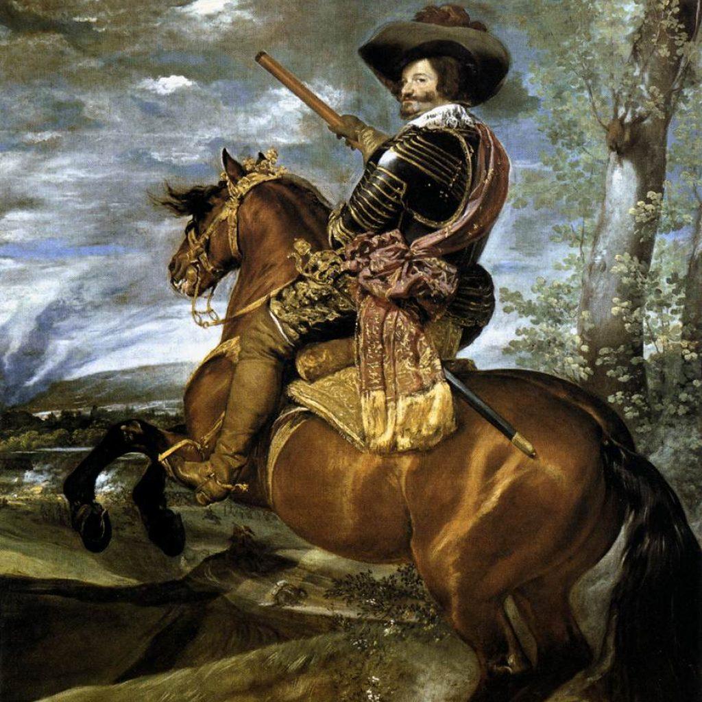 Comte-Duc d'Olivares - Velazquez