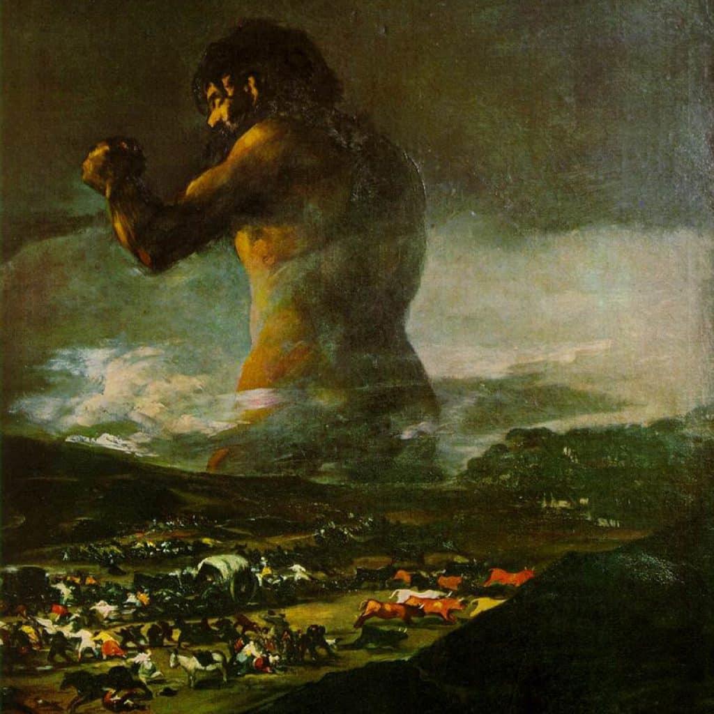 El Gigante - Goya