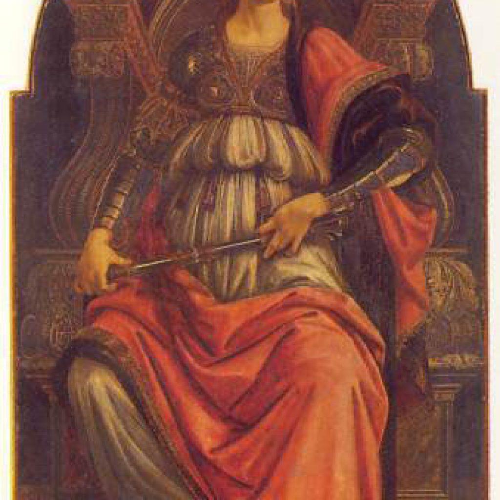 Fortitude - Botticelli