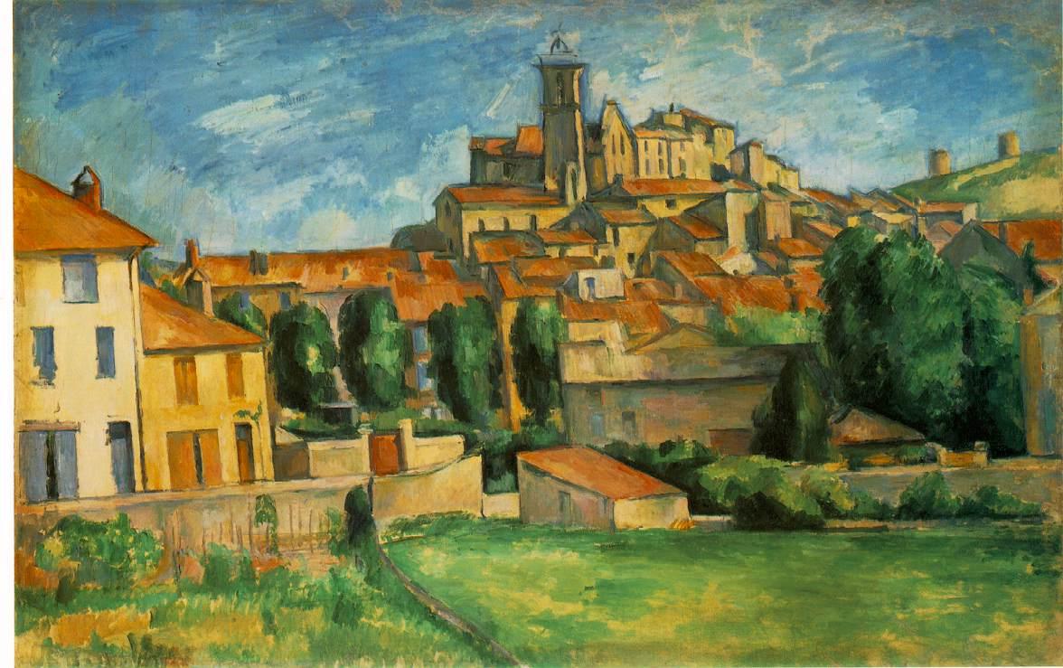 Gardanne - Cézanne