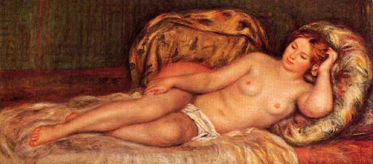 Grand nu - Renoir