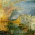Incendie de la maison des Lords - Turner