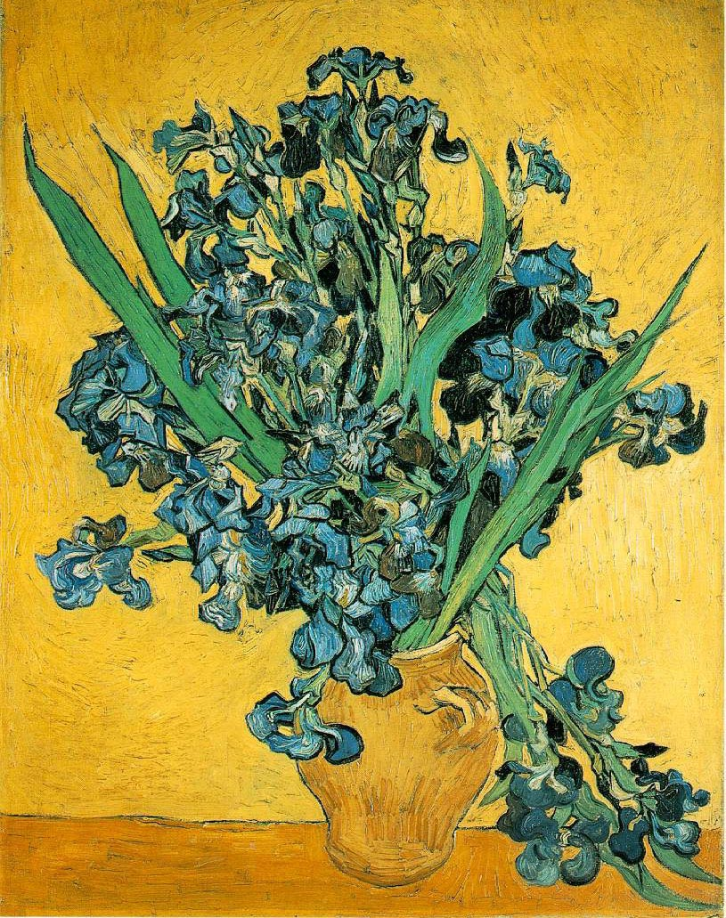 Iris - Van Gogh