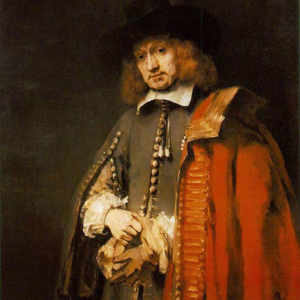 Jan Six - Rembrandt