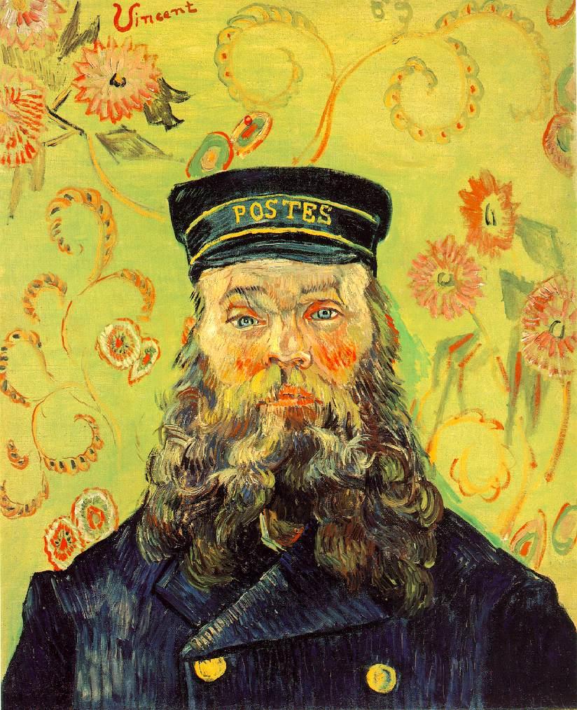 Joseph-Etienne Roulin - Van Gogh