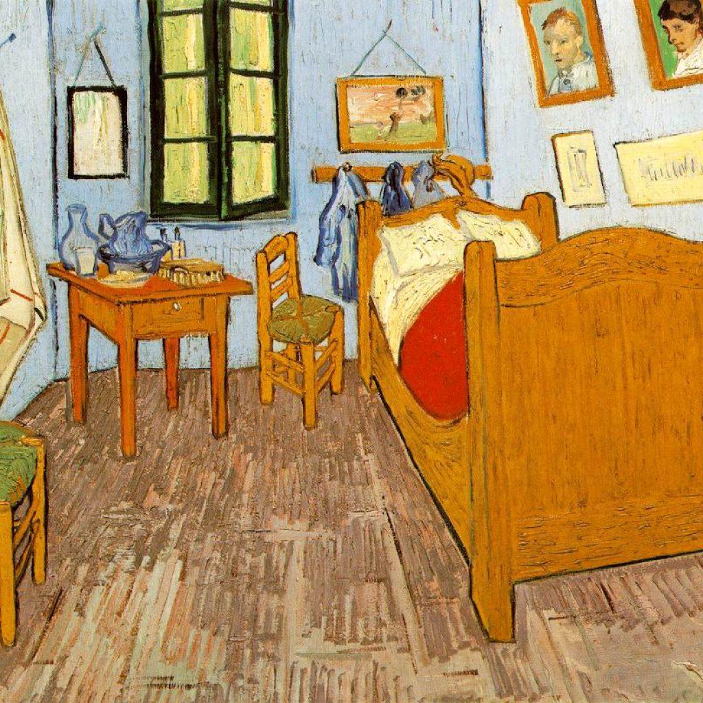 La chambre de Van Gogh a Arles - Van Gogh