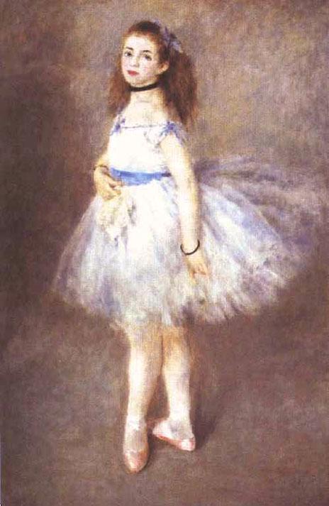 La danseuse - Renoir
