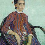 La mousmé dans le fauteuil - Van Gogh