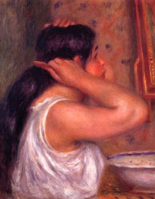 La toilette - Renoir