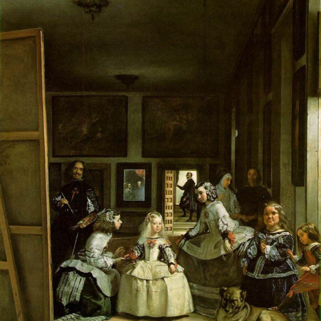Las Meninas - Velazquez