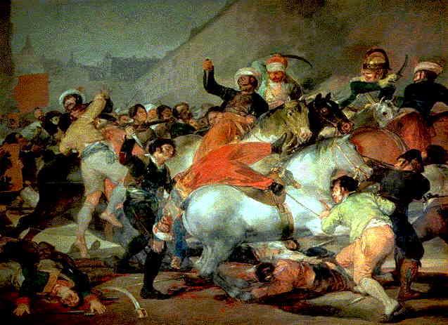 Le 2 mai - Goya