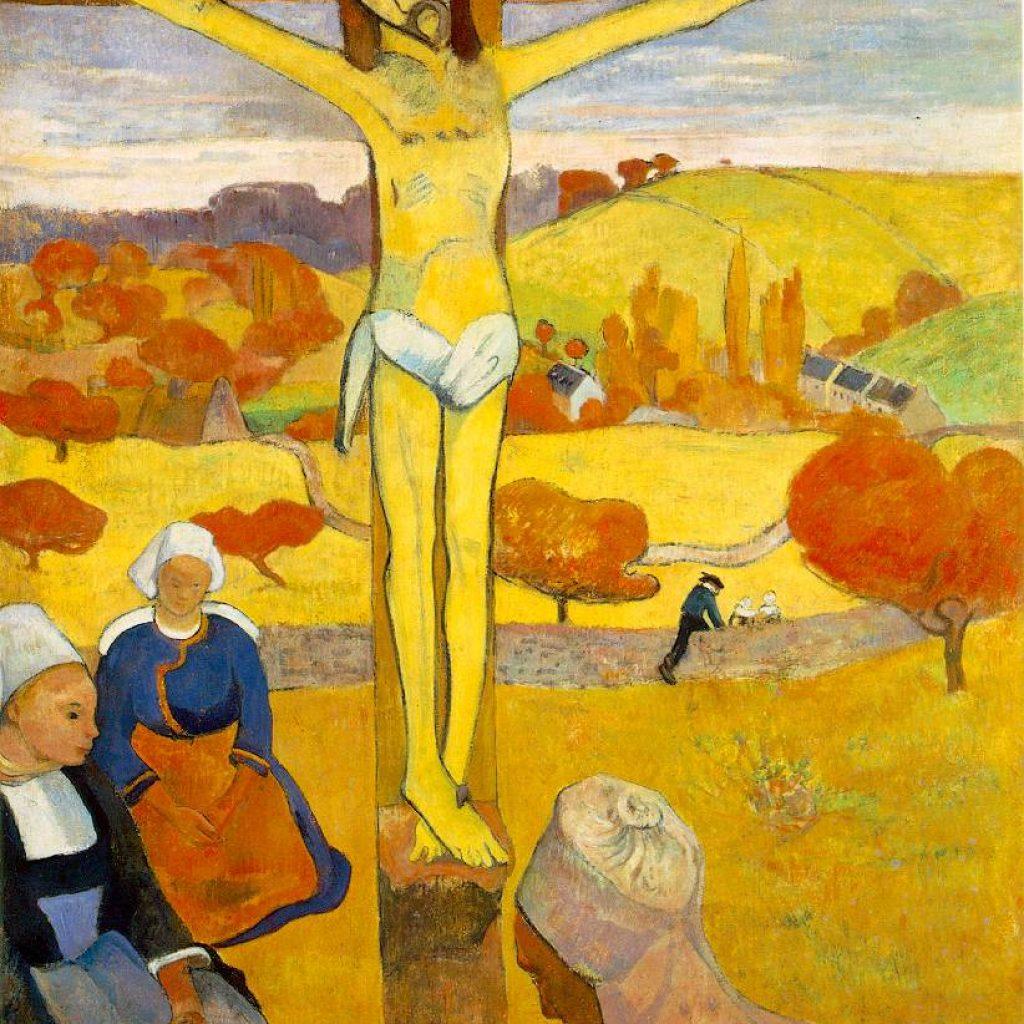 Le Christ jaune - Gauguin