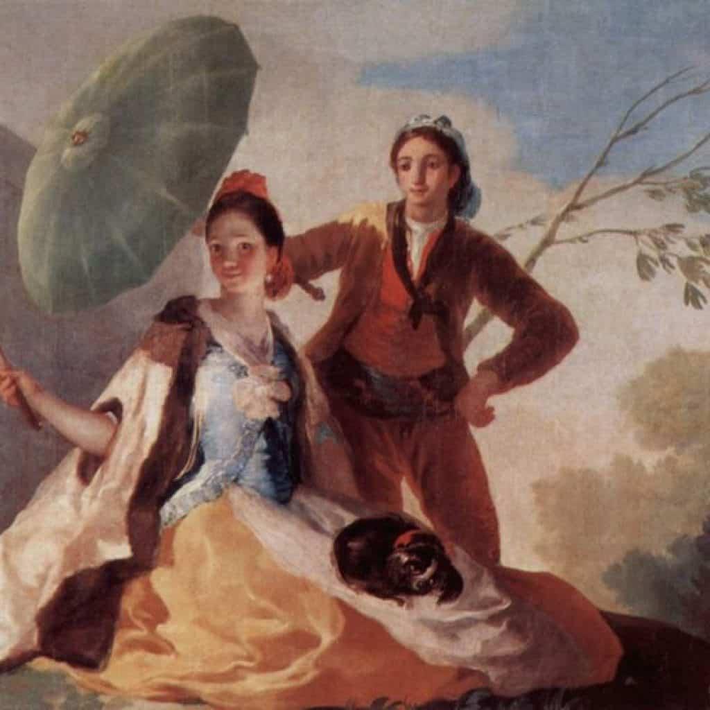 Le Parasol - Goya