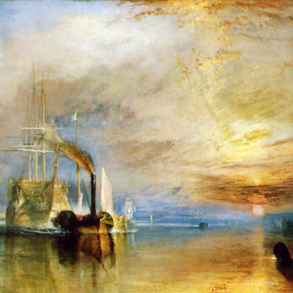 Le Téméraire - Turner