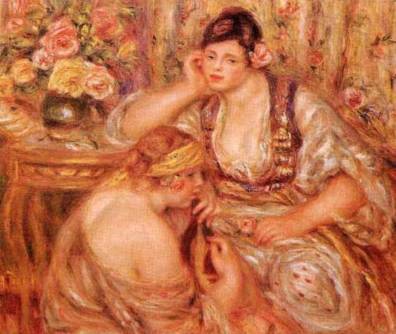 Le concert - Renoir