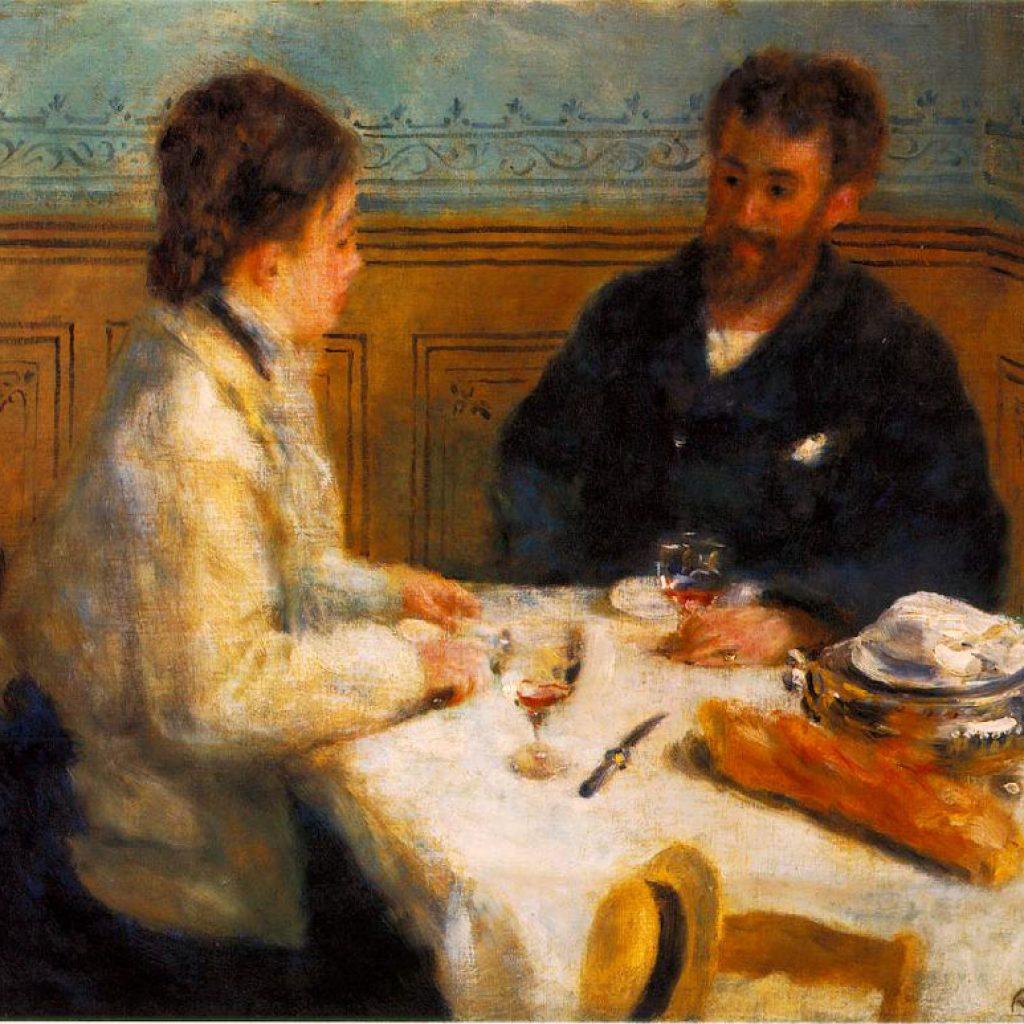 Le déjeuner - Renoir