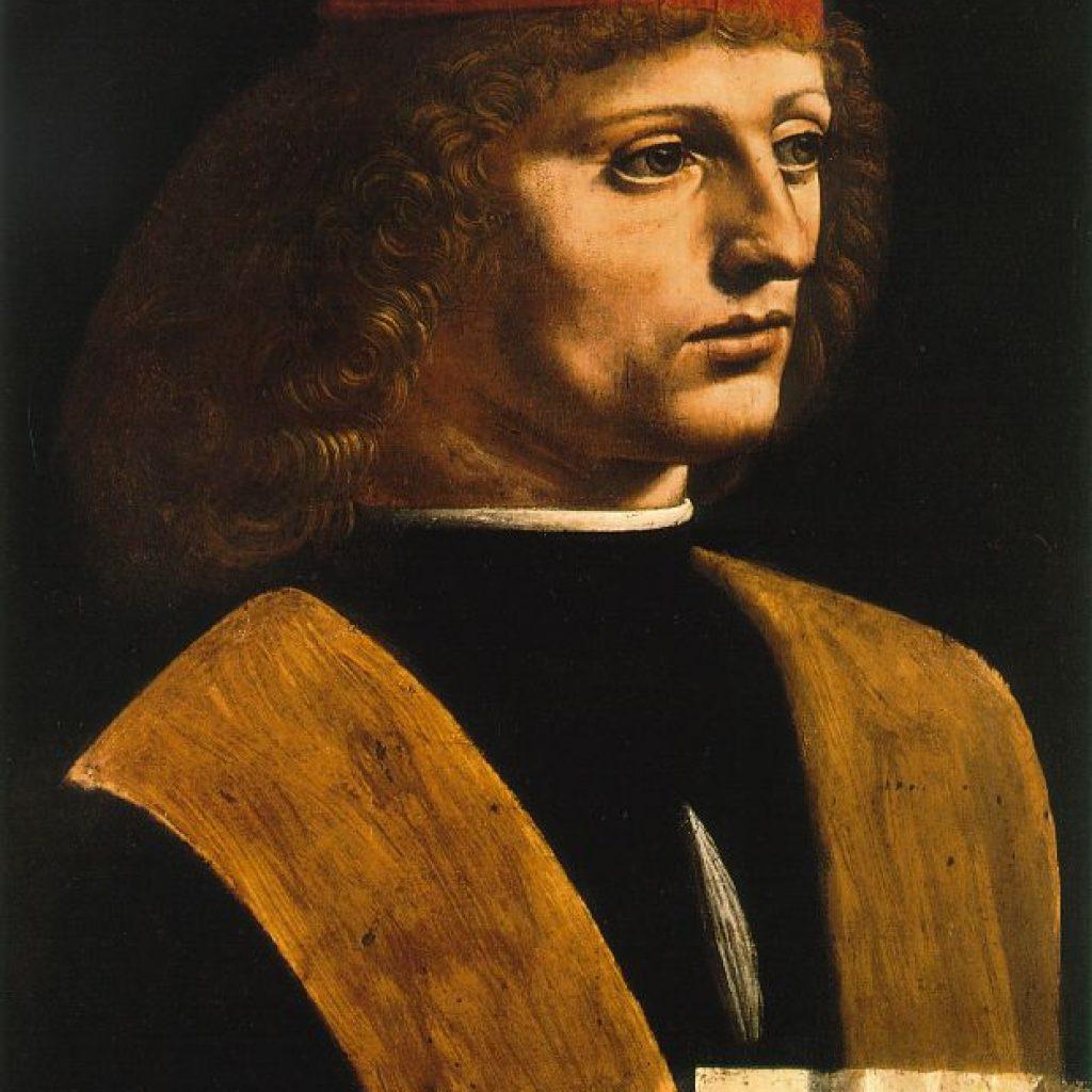 Le musicien - De Vinci