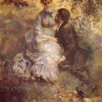 Les amoureux - Renoir