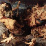 Les quatre continents - Rubens