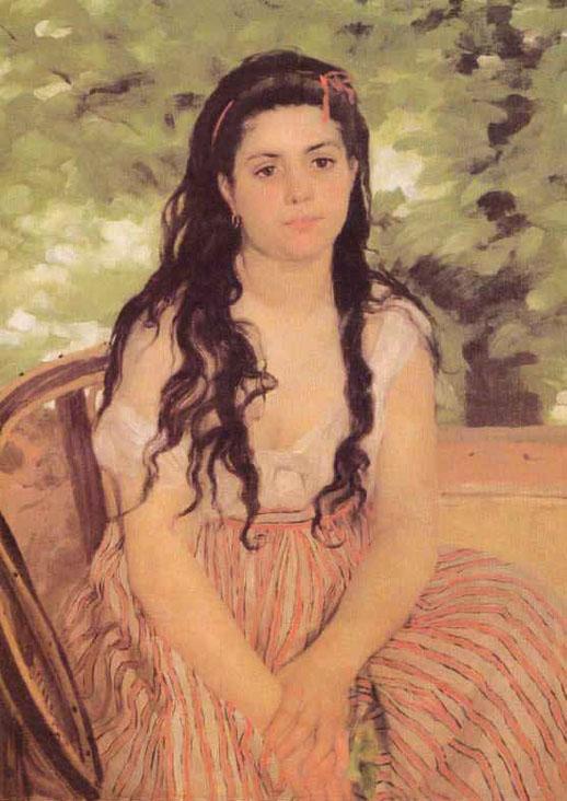 Lise ou la bohémienne - Renoir