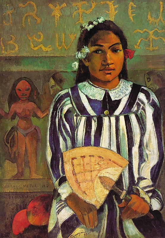 Merahi metua no Tehaamana - Gauguin