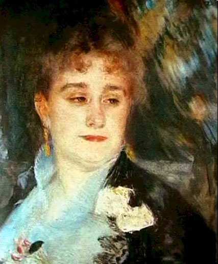 Mme Georges Charpentier - Renoir