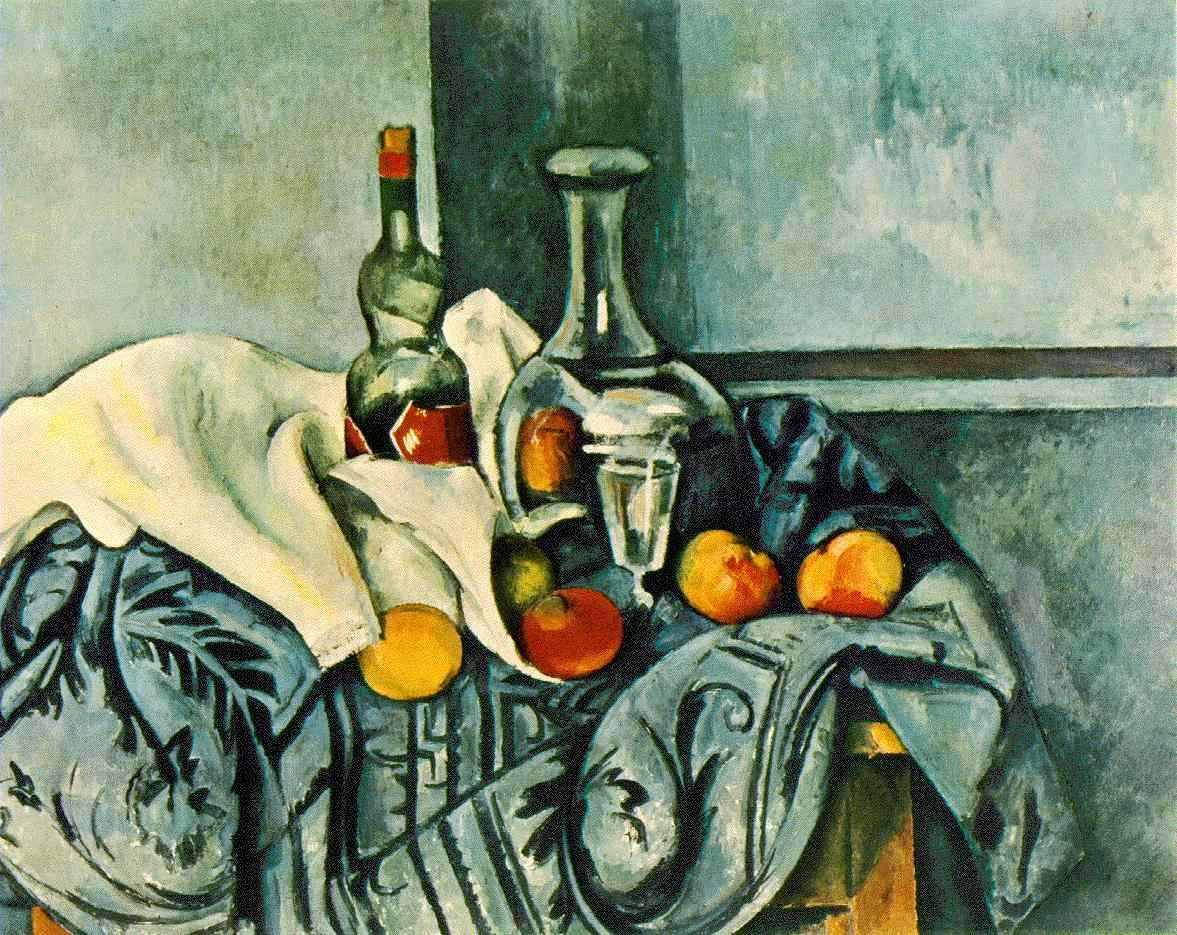 Nature morte - Cézanne