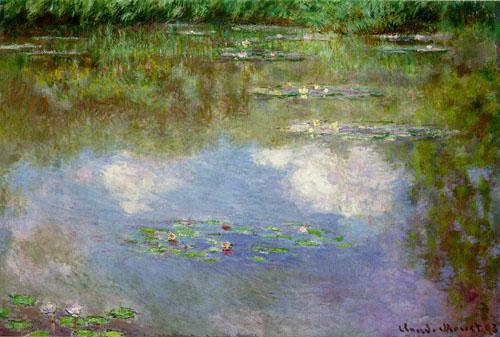 Nymphéas - Monet