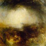 Ombre et ténèbres - Le soir du déluge - Turner