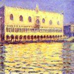 Palais des Doges - Monet
