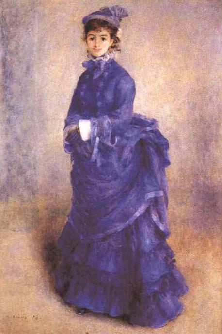 Parisienne - Renoir