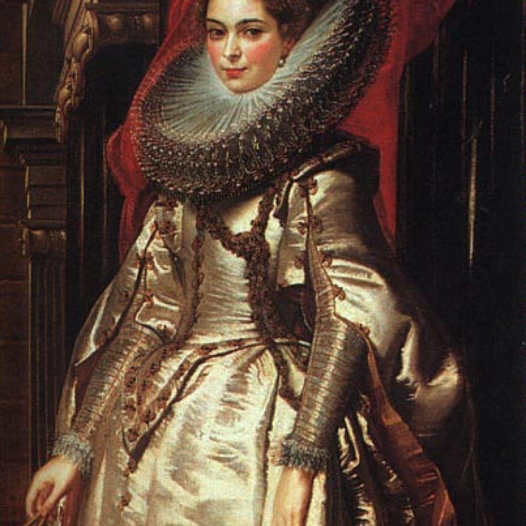 Portrait de Marchesa Brigida Spinola Doria - Rubens