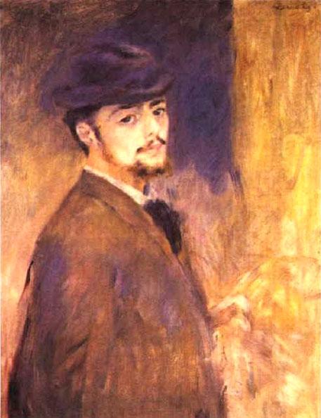 Portrait de Renoir par lui-même - Renoir