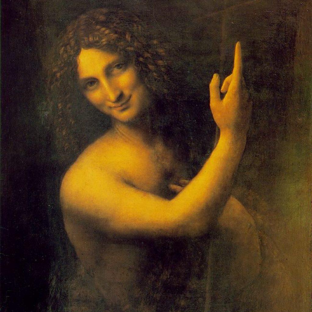 St Jean-Baptiste - De Vinci