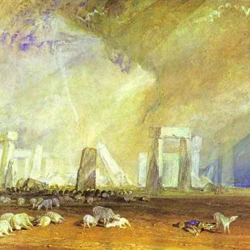 Stonehenge - Turner