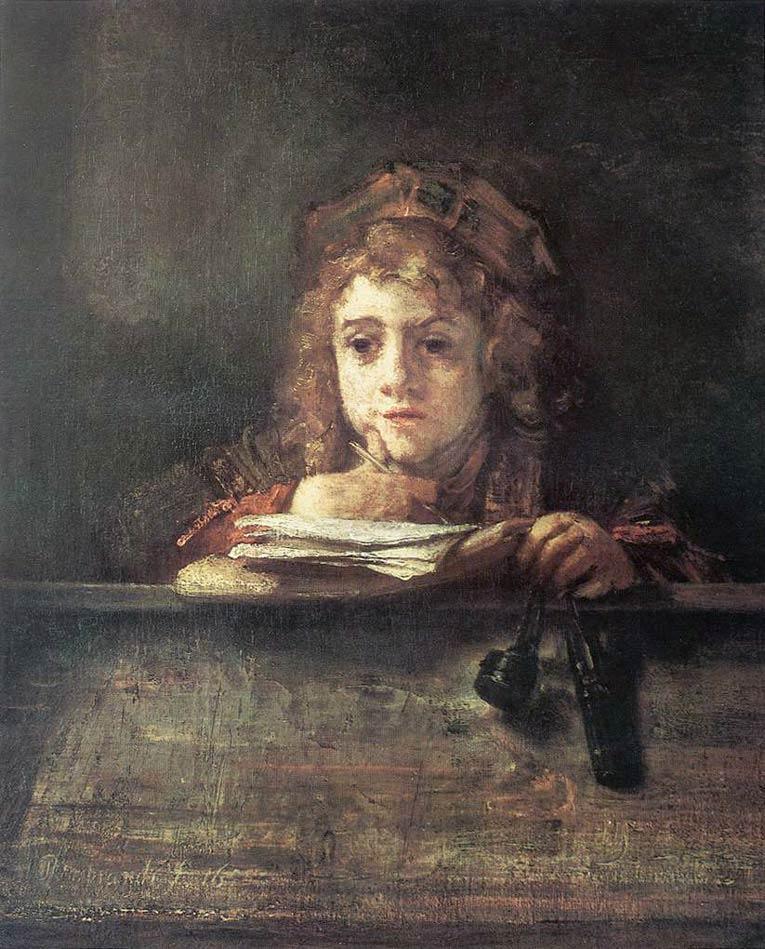 Titus - Rembrandt