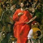 El Espolio - El Greco