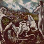Laocoon - El Greco