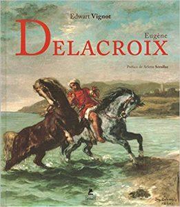 livre Delacroix