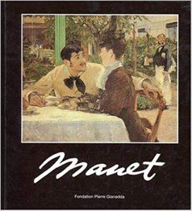 livre Manet